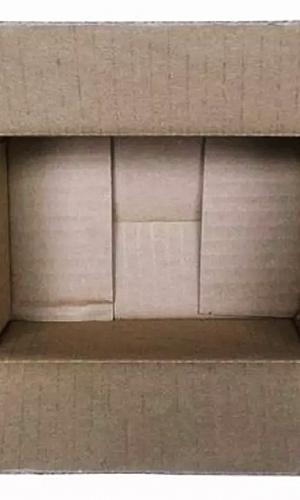 Caixa de Papelão Reforçada