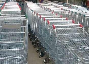 Carrinho de supermercado 130 litros