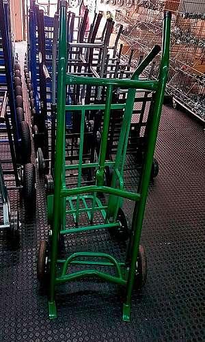 Carrinhos de transporte de cargas