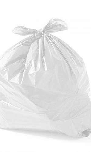 Comprar saco plástico com aba 20 litros