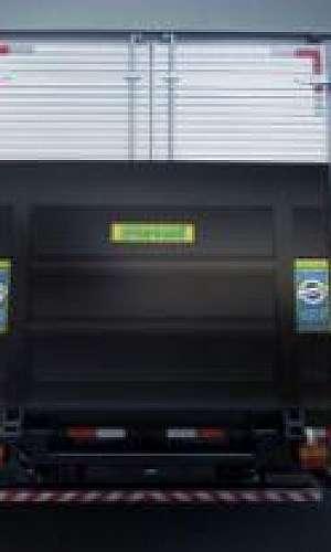 Plataforma de carga e descarga