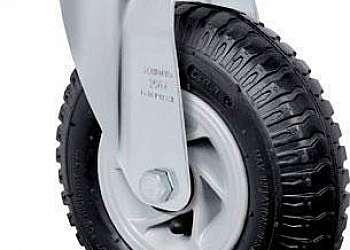 Carrinho de carga roda maciça